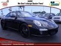 Black 2009 Porsche 911 Carrera Coupe