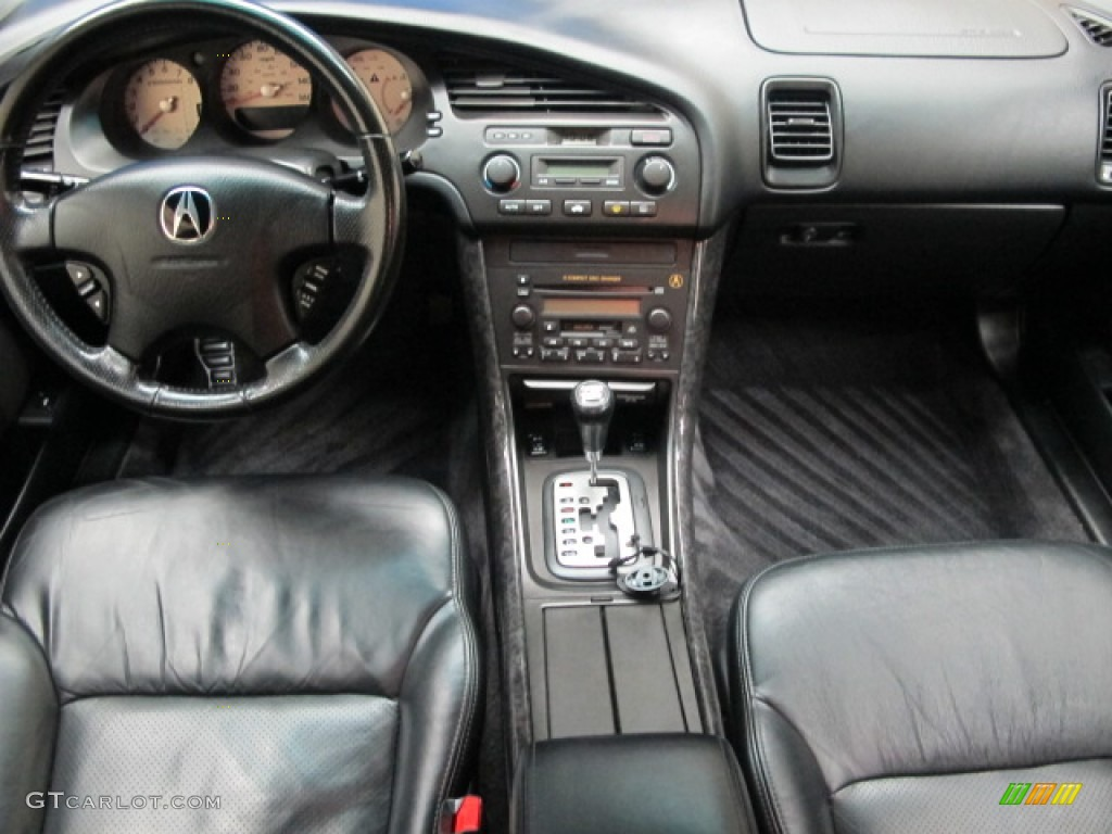 2003 Acura Tl 3 2 Type S Ebony Dashboard Photo 63758805 Gtcarlot Com