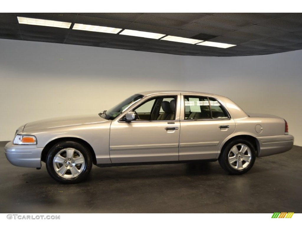 Silver birch metallic 2011 ford crown victoria lx exterior photo 63760128