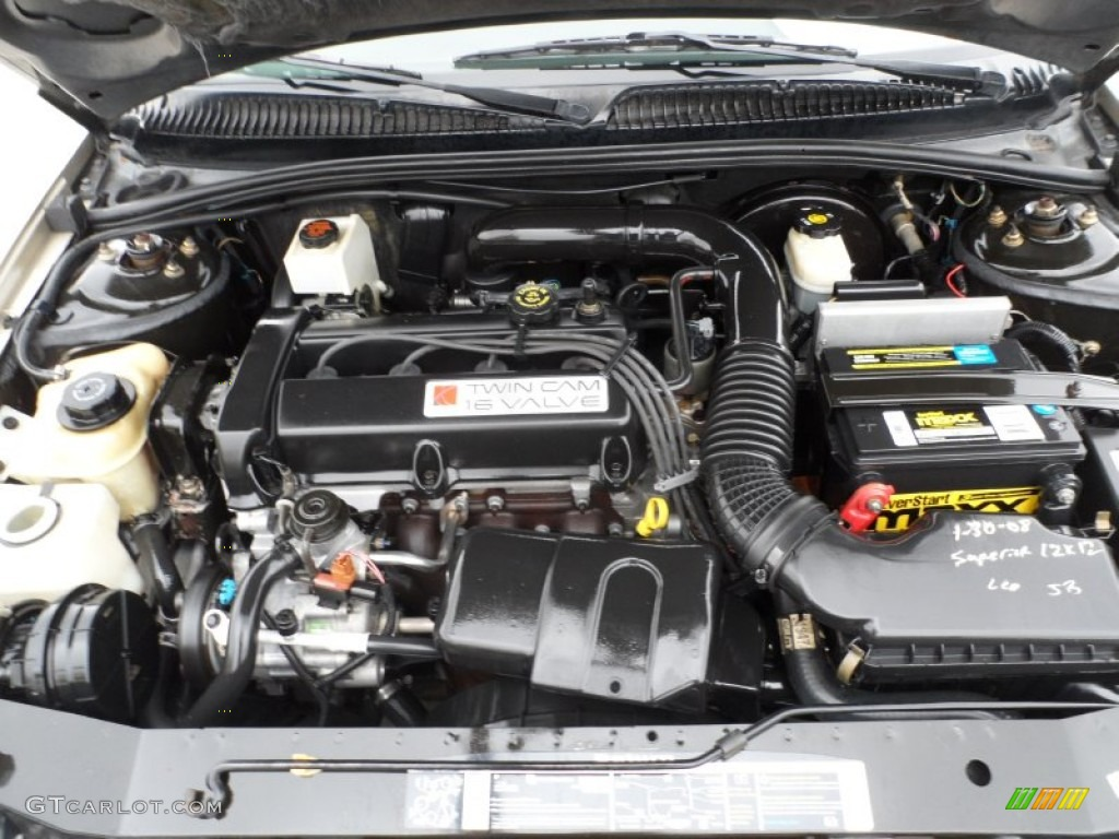 1997 saturn sc1 engine