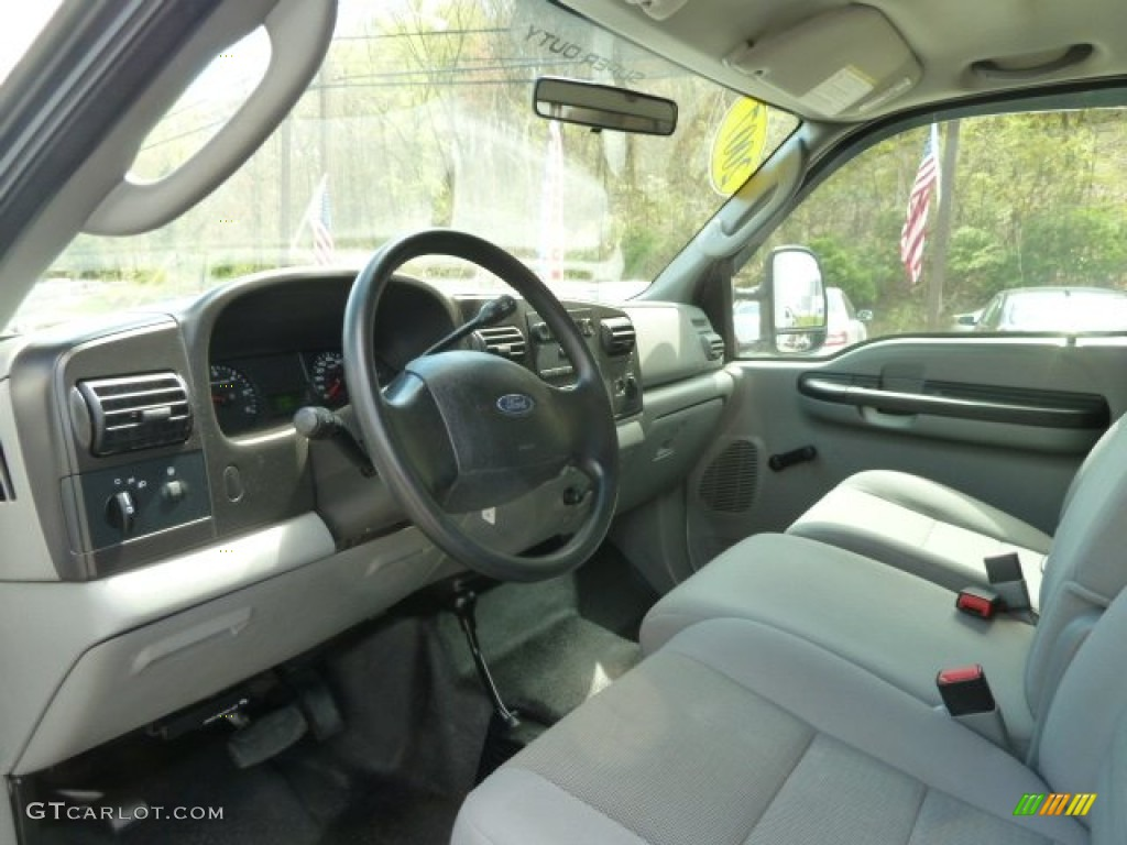 2007 Ford F250 Super Duty Xl Regular Cab 4x4 Interior Color Photos