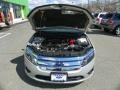 2010 Smokestone Metallic Ford Fusion SEL  photo #15