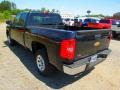 2012 Black Granite Metallic Chevrolet Silverado 1500 LS Extended Cab  photo #5