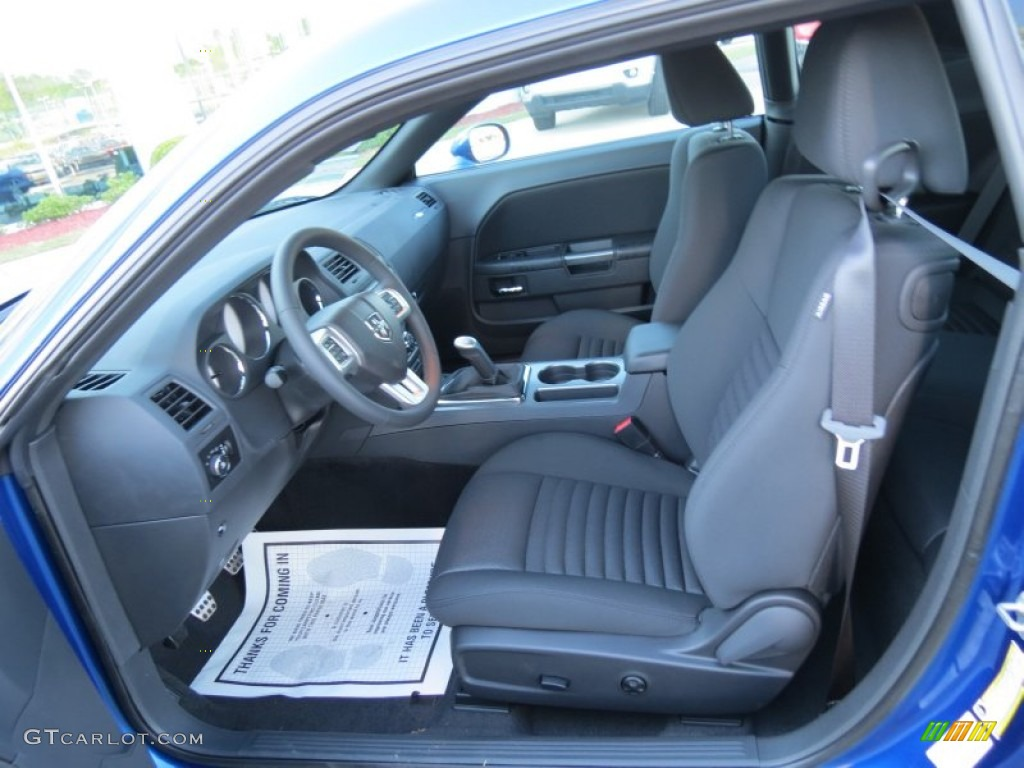 2012 Dodge Challenger R T Interior Photo 63777474