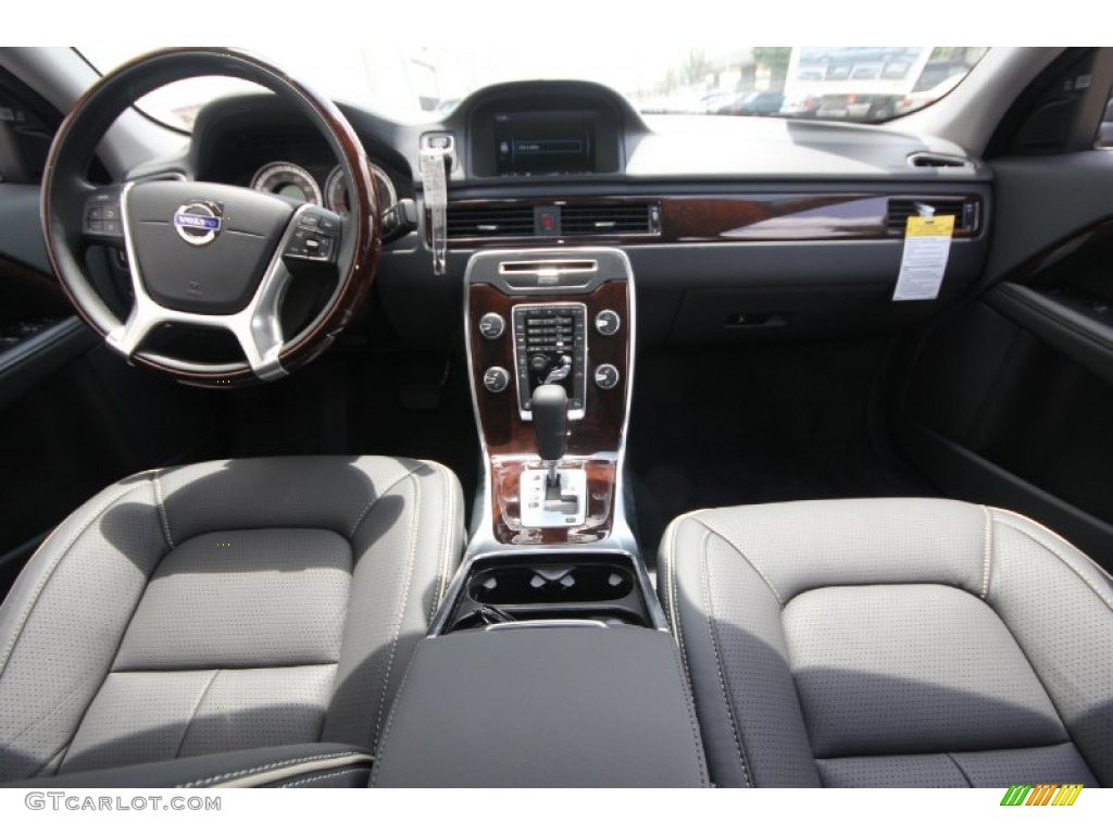 2012 volvo s80 t6 awd inscription dashboard photos. Black Bedroom Furniture Sets. Home Design Ideas