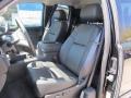 2012 Black Granite Metallic Chevrolet Silverado 1500 LTZ Extended Cab 4x4  photo #8