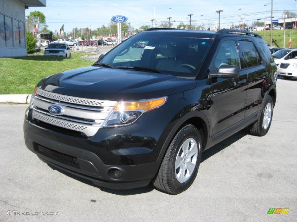tuxedo black metallic 2013 ford explorer 4wd exterior photo 63795843