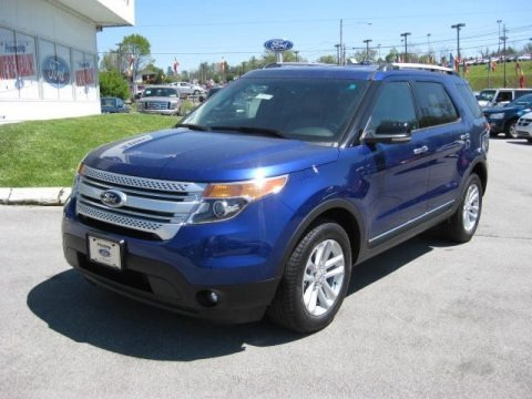 2013 Ford Explorer XLT EcoBoost Data, Info and Specs