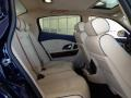 Rear Seat of 2012 Quattroporte S