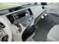 2012 Silver Sky Metallic Toyota Sienna LE AWD  photo #5