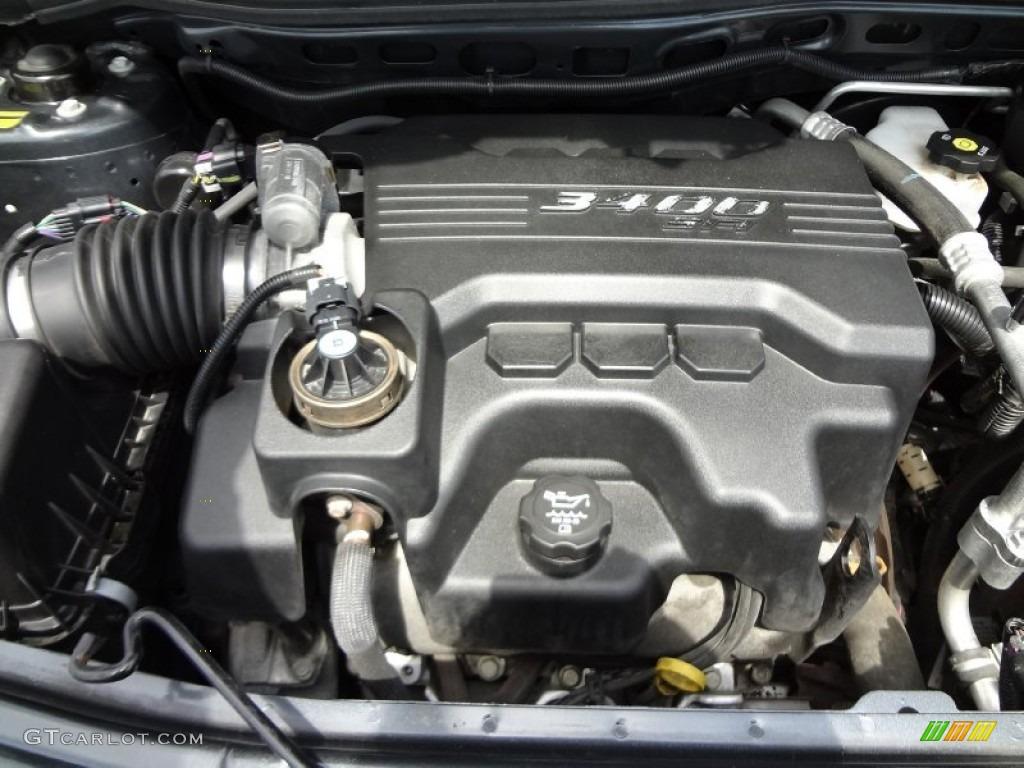 2016 Chevrolet Equinox Ltz >> 2009 Chevrolet Equinox LTZ AWD 3.4 Liter OHV 12-Valve V6 ...