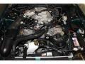 2001 Tropic Green metallic Ford Mustang V6 Convertible  photo #27