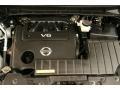 2011 Super Black Nissan Murano SV AWD  photo #24