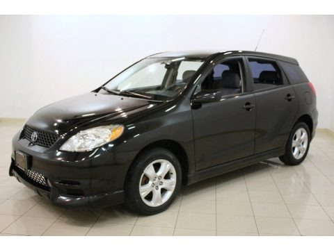 2004 Toyota Matrix XR AWD Data, Info and Specs