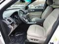 Medium Light Stone Interior Photo for 2013 Ford Explorer #63839877