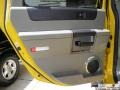 2003 Yellow Hummer H2 SUV  photo #30