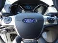 2012 Oxford White Ford Focus SE SFE Sedan  photo #13