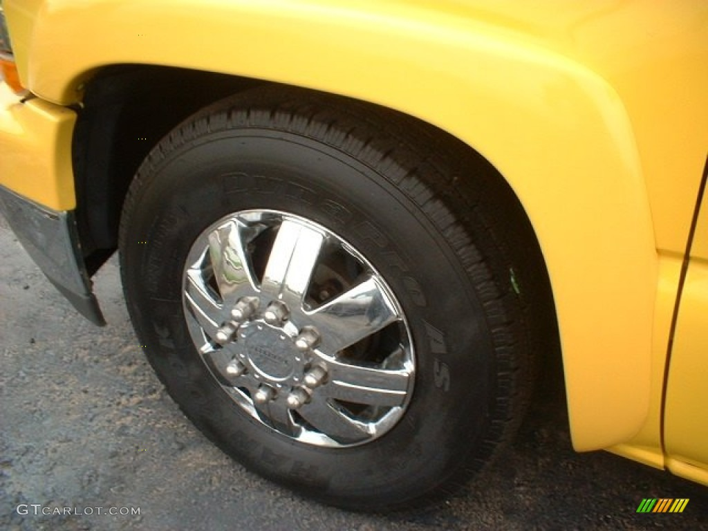 2002 Chevrolet Silverado 3500 LT Extended Cab Dually Custom Wheels Photo #63856928