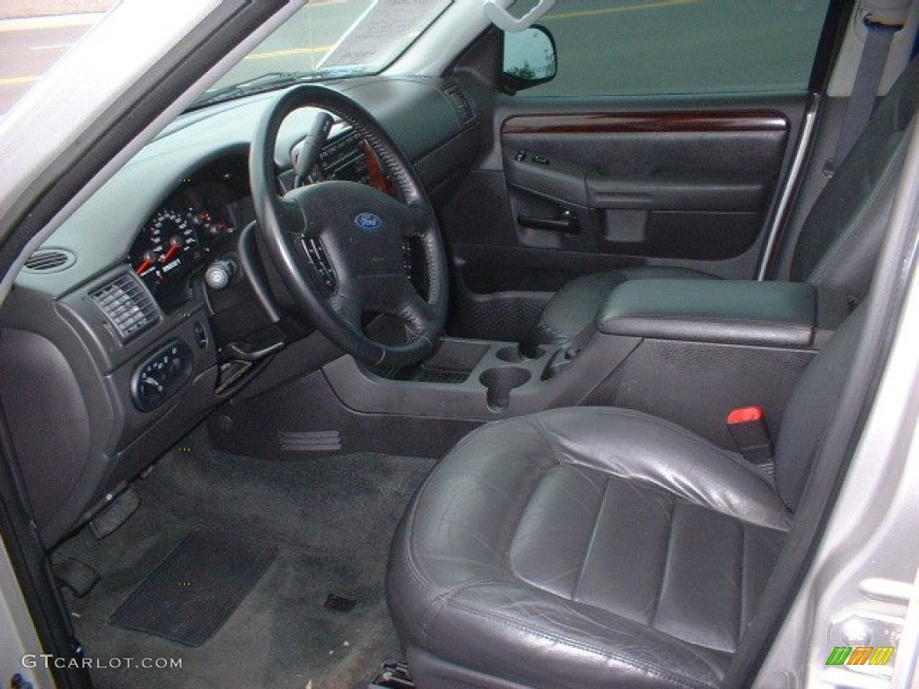 Ford Explorer 2004 Interior The Image Kid Has It