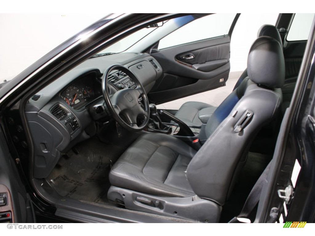 2000 Honda Accord Ex L Coupe Interior Photos