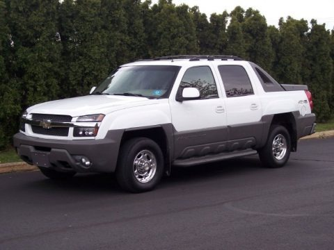2002 chevrolet avalanche 2500 4wd data info and specs. Black Bedroom Furniture Sets. Home Design Ideas