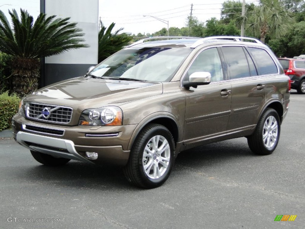 2013 Twilight Bronze Metallic Volvo XC90 3.2 #63867387