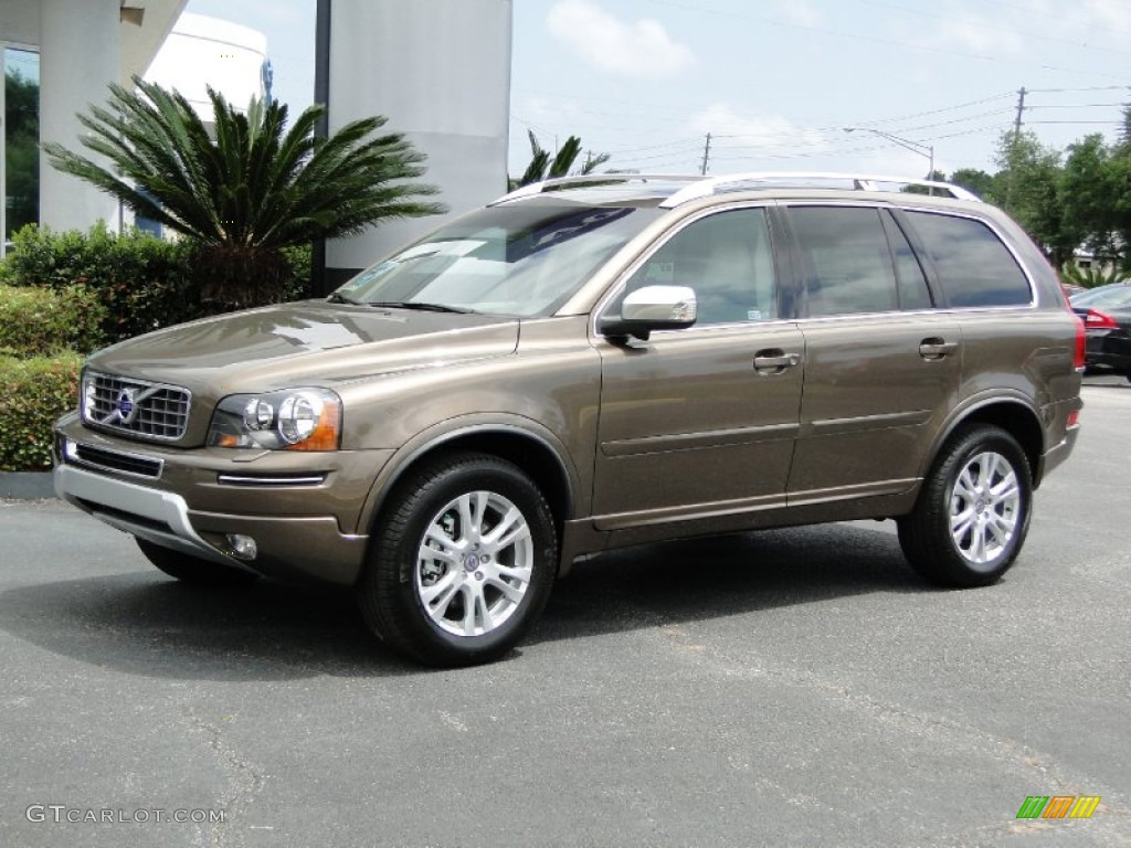 Twilight Bronze Metallic 2013 Volvo XC90 3.2 Exterior