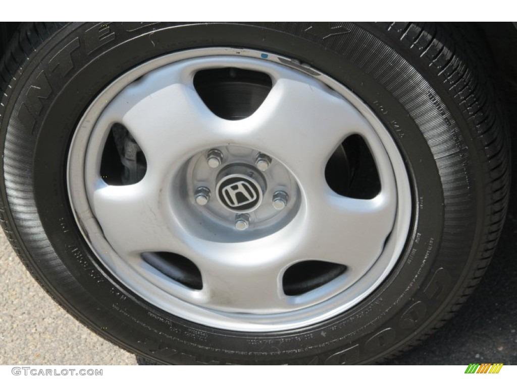 2009 CR-V LX 4WD - Alabaster Silver Metallic / Black photo #17