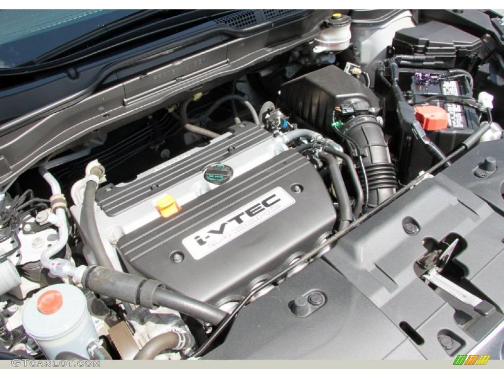 2009 CR-V LX 4WD - Alabaster Silver Metallic / Black photo #25