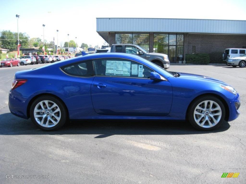 2013 Shoreline Drive Blue Hyundai Genesis Coupe 2.0T ...
