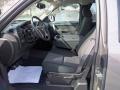 2012 Graystone Metallic Chevrolet Silverado 1500 LT Extended Cab 4x4  photo #16