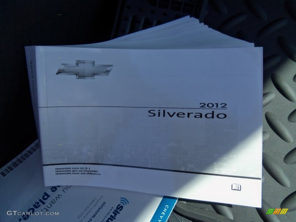 2012 Silverado 1500 LT Extended Cab 4x4 - Graystone Metallic / Ebony photo #37
