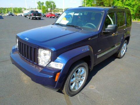 2012 Jeep Liberty Latitude Data, Info And Specs