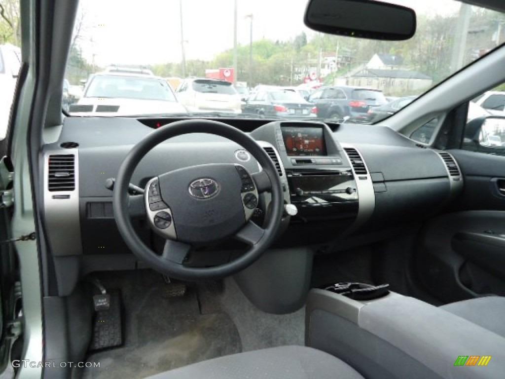 2006 Toyota Prius Hybrid Dashboard Photos