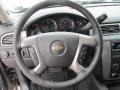 2012 Mocha Steel Metallic Chevrolet Silverado 1500 LTZ Extended Cab 4x4  photo #10