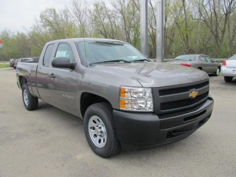 2012 chevrolet silverado 1500 work truck extended cab 4x4 data info and specs. Black Bedroom Furniture Sets. Home Design Ideas