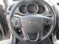 Black Steering Wheel Photo for 2012 Kia Sorento #63958404
