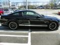 2007 Black Ford Mustang Shelby GT Coupe  photo #5