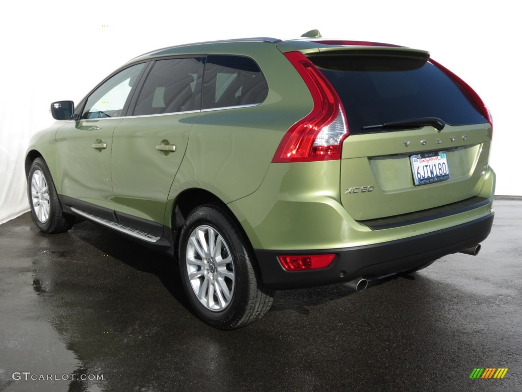 2010 lime grass green metallic volvo xc60 t6 awd r design. Black Bedroom Furniture Sets. Home Design Ideas