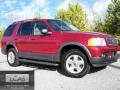 2003 Redfire Metallic Ford Explorer XLT  photo #1