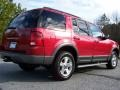 2003 Redfire Metallic Ford Explorer XLT  photo #3