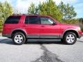2003 Redfire Metallic Ford Explorer XLT  photo #11