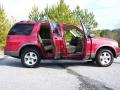 2003 Redfire Metallic Ford Explorer XLT  photo #13