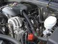 2006 Graystone Metallic Chevrolet Silverado 1500 LT Extended Cab  photo #12