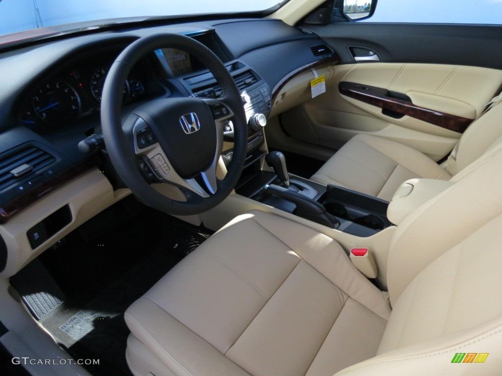 2012 Honda Accord Crosstour Ex L Interior Photos