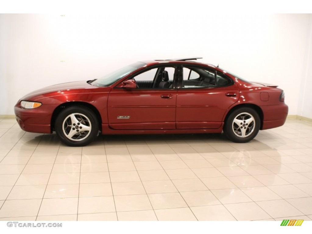 Redfire Metallic 2003 Pontiac Grand Prix GTP Sedan ...