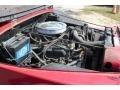 Red - CJ CJ5 4x4 Photo No. 28