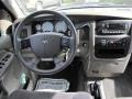 2005 Dodge Ram 3500 Taupe Interior Dashboard Photo