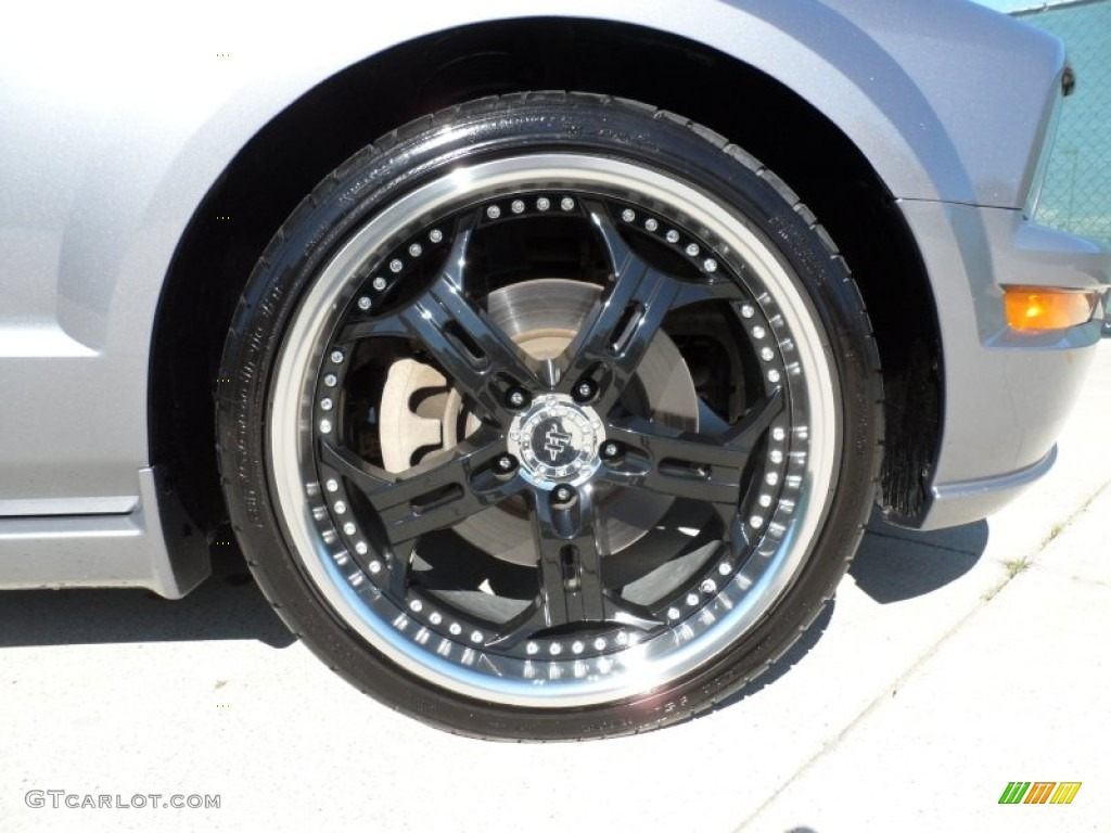 2006 Ford Mustang GT Premium Coupe Custom Wheels Photo #64007392