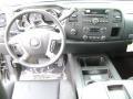 2012 Graystone Metallic Chevrolet Silverado 1500 LT Extended Cab 4x4  photo #4